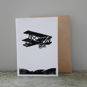 Greeting Card Tiger Moth Margaret White Art