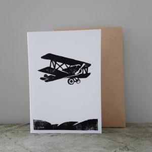 Greeting Card Tiger Moth Margaret White Art