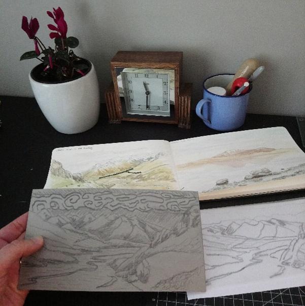 Designing a print