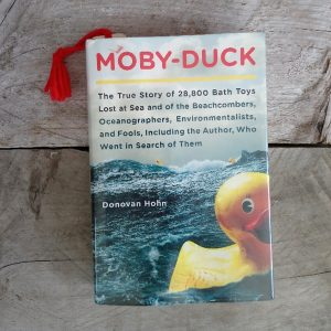 Moby Duck Book Review Margaret White Art