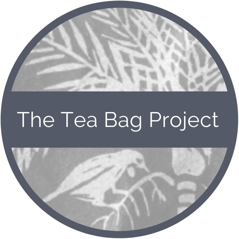 Margaret White Art The Tea Bag Project