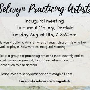 Selwyn Practicing Artists