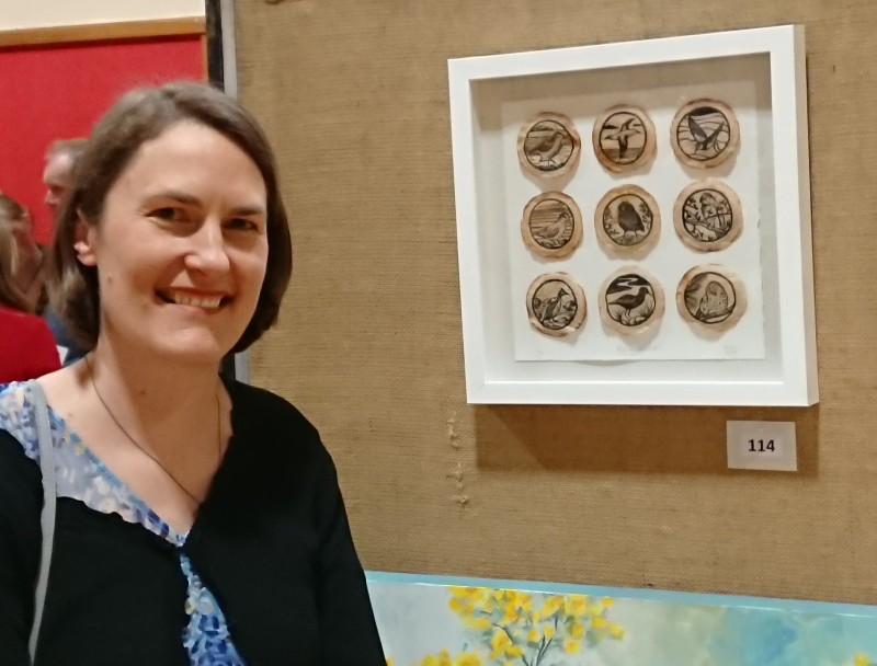 Darfield Art Week 2020 Margaret White Art