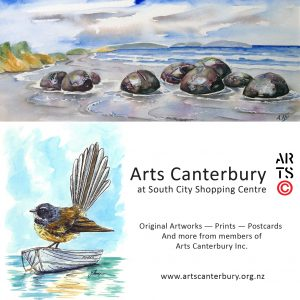 Arts Canterbury South City Shopping Centre