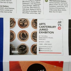 Arts Canterbury Juried Exhibition
