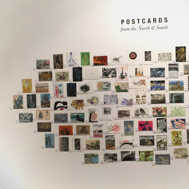 postcards from north and south